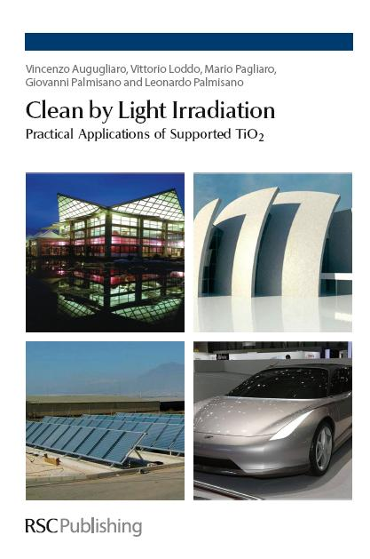 Clean by Light Irradiation, Cover
