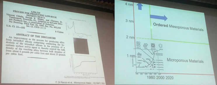 Slides from Professor Kuroda's lecture at the International Sol-Gel Conference 2019